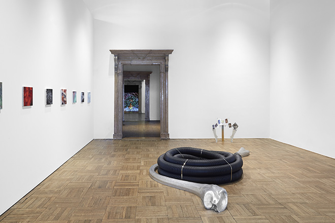 Exhibition view BREATHLESS / SENZA RESPIRO - London Art Now / Arte Contemporanea a Londra