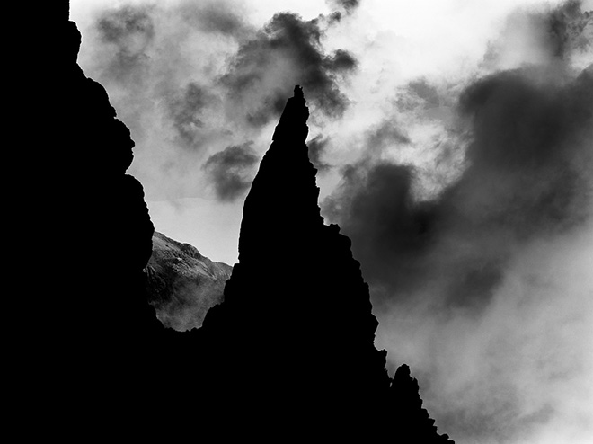 Olivo Barbieri - Dolomites Project, 2010