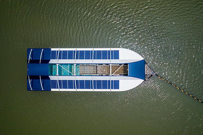 The Ocean Cleanup – Interceptor™