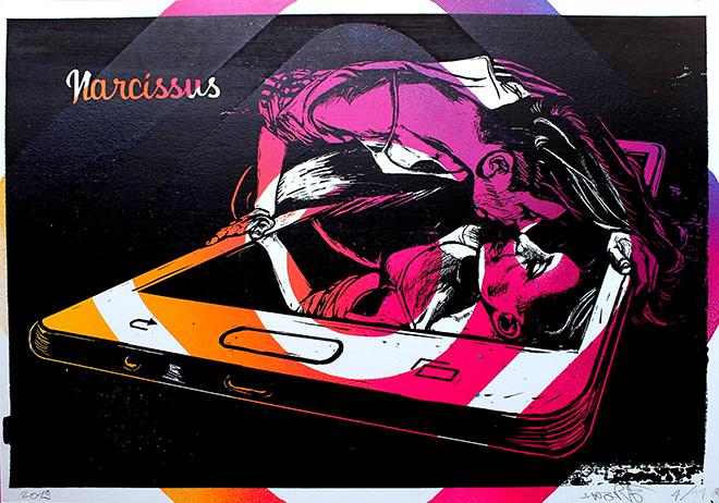 Hogre - Narcissus
