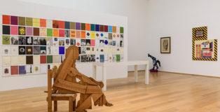 La Galleria de' Foscherari 1962 - 2018. MAMbo - Museo d'Arte Moderna di Bologna | ,Project Room, veduta della mostra. Foto: Giorgio Bianchi