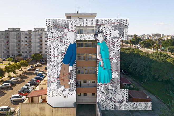 Millo – Wish, 167/B street, Lecce