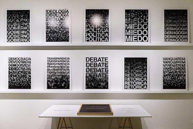 Muntadas. Interconnessioni. Veduta della mostra / Exhibition view a / at Villa delle Rose, Bologna Photo: Giorgio Bianchi – Comune di Bologna