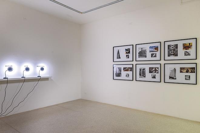 Muntadas. Interconnessioni. Veduta della mostra / Exhibition view a / at Villa delle Rose, Bologna Photo: Giorgio Bianchi – Comune di Bologna.