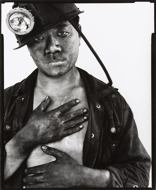 SONG CHAO - Serie Minatori / Series Miners, 2000-2002. © Song Chao | Courtesy of Photography of china.com