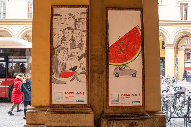 Premio Renner - CHEAP, Bacheche Indipendenti, Affissione, Bologna