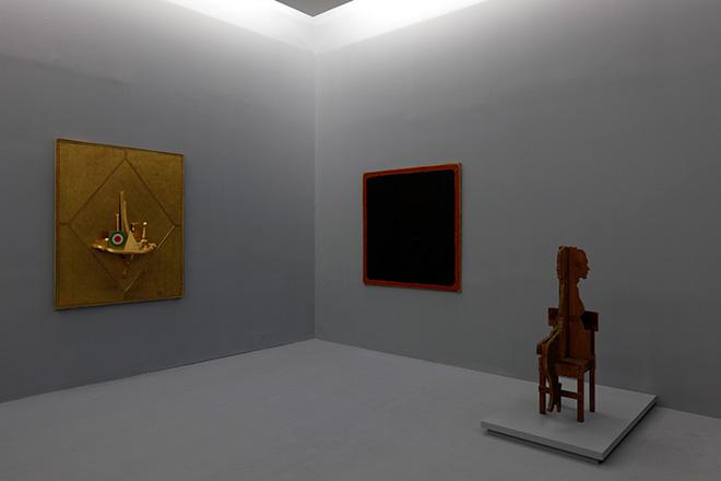 I sei anni di Marcello Rumma 1965-1970. Veduta della mostra al Madre, Napoli. Courtesy Fondazione Donnaregina per le arti contemporanee. Foto: Amedeo Benestante