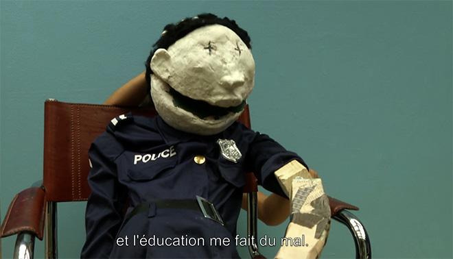 Liv Schulman - Polis-Polis. Video HD, 38.22 min. Växjö Sweden. 2018, Courtesy the artist