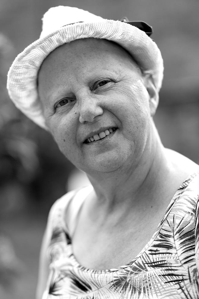 Caterina Pelamatti - Da donna a donna. Volti e storie di donne che hanno sconfitto il tumore. photo credit: Costanza Zanardini