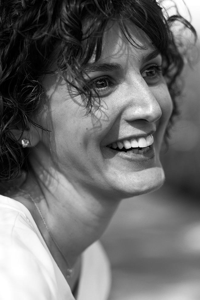 Fiorella Nodari - Da donna a donna. Volti e storie di donne che hanno sconfitto il tumore. photo credit: Costanza Zanardini
