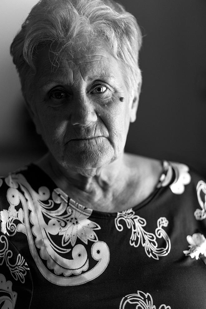 Maria Bresciani - Da donna a donna. Volti e storie di donne che hanno sconfitto il tumore. photo credit: Costanza Zanardini