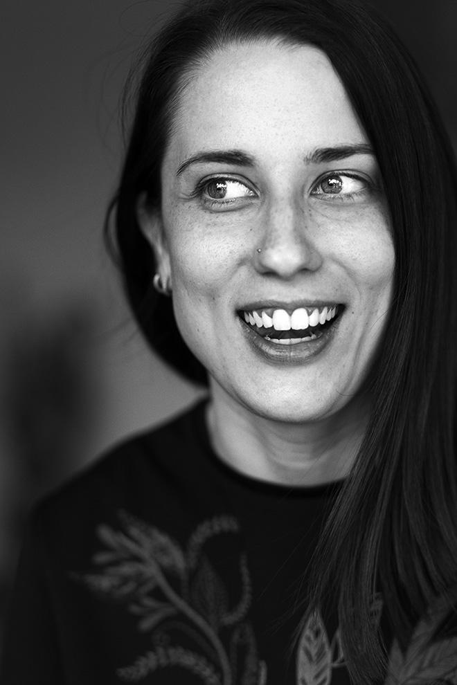 Sabrina Richini - Da donna a donna. Volti e storie di donne che hanno sconfitto il tumore. photo credit: Costanza Zanardini