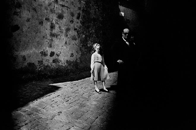 Letizia Battaglia - Marineo, 1980