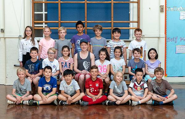 Steve McQueen Year 3 2019. Little Ealing Primary School. © Steve McQueen. Photo: Tate