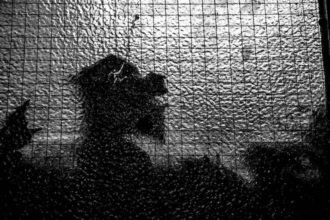 Nino Migliori - The South Kensington Subway Windows, London, 2006-2015