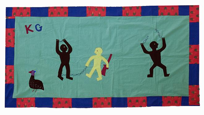Bandiera Sharif, ULTRABANDIERE - Progetto di opere meticce