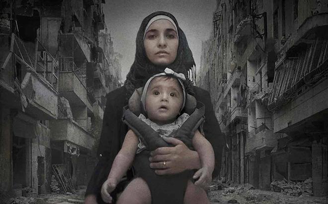 FOR SAMA – Orrore e speranza nella guerra in Siria