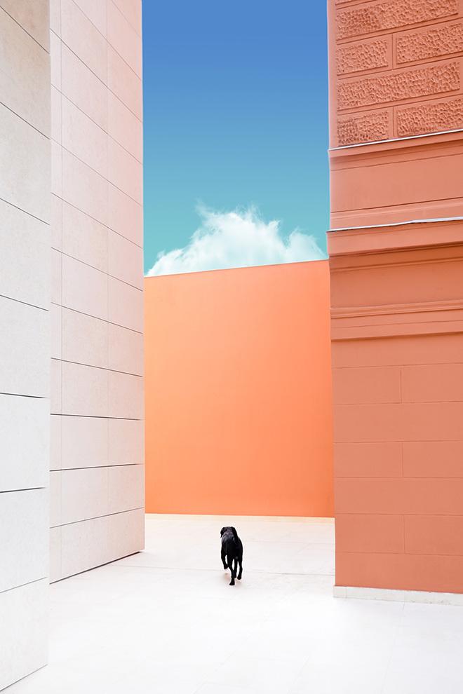 Rebeka Legovic - Neither In Heaven Nor On Earth, SPACES, URBAN 2019 Photo Awards