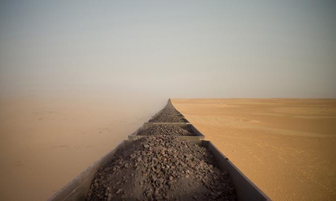 © Adrian Guerin - Riding a Saharan Freight Train, Australia, Winner, Open, Travel, 2020 Sony World Photography Awards