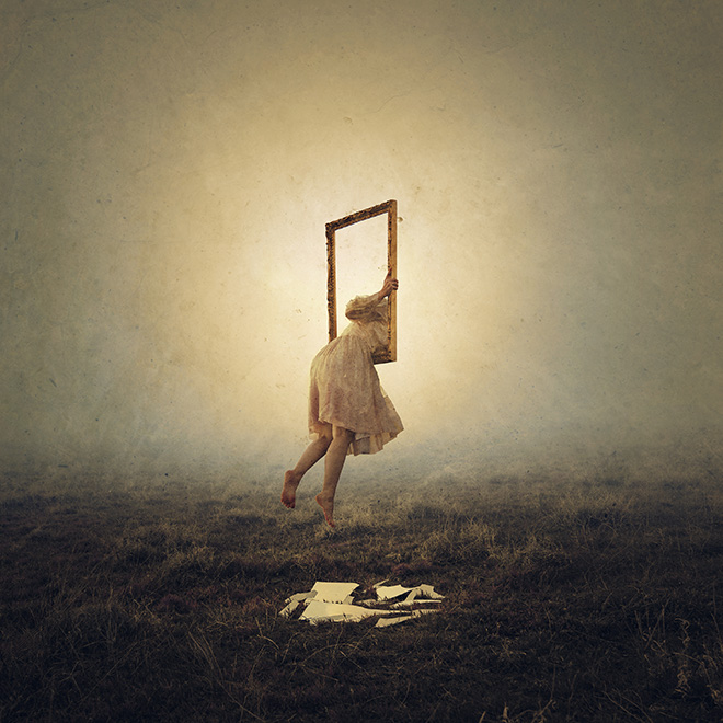 © Brooke Shaden, United States - Reflection: Departed, Particular Merit Mention, All About Photo Awards 2020