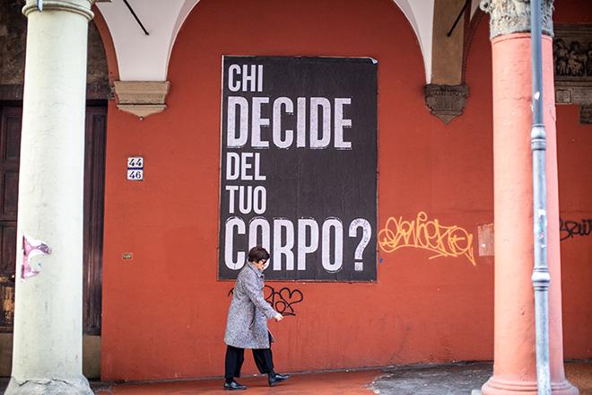 CHEAP - Chi decide del tuo corpo, Bologna
