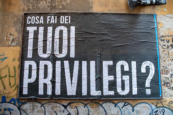 CHEAP - Cosa fai dei tuoi privilegi, Bologna