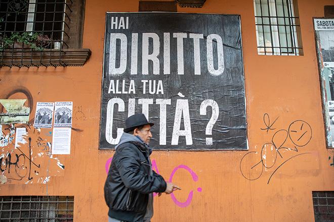 CHEAP - Hai diritto alla tua città?, Bologna