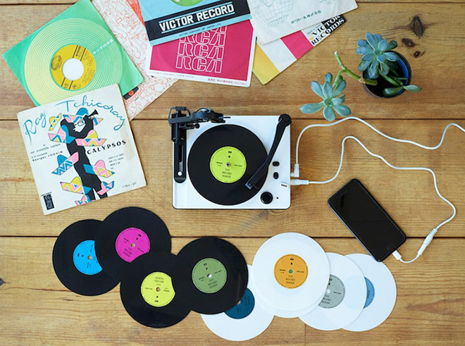 Easy Record Maker – Il Vinile DIY