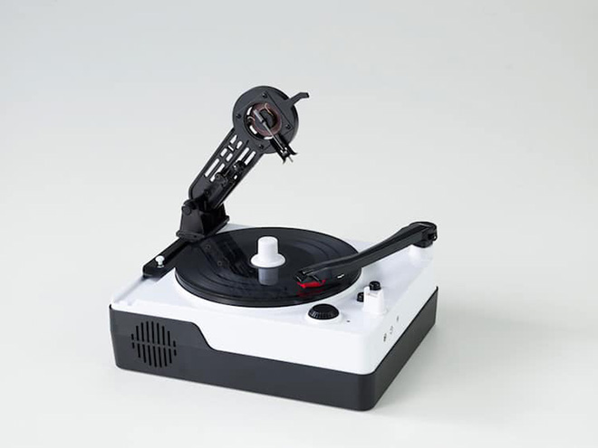 Easy Record Maker - Yuri Suzuki e il Vinile DIY