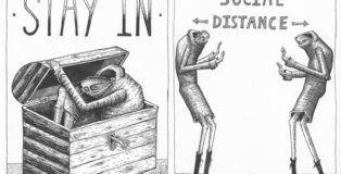 Phlegm - Pandemic Diary