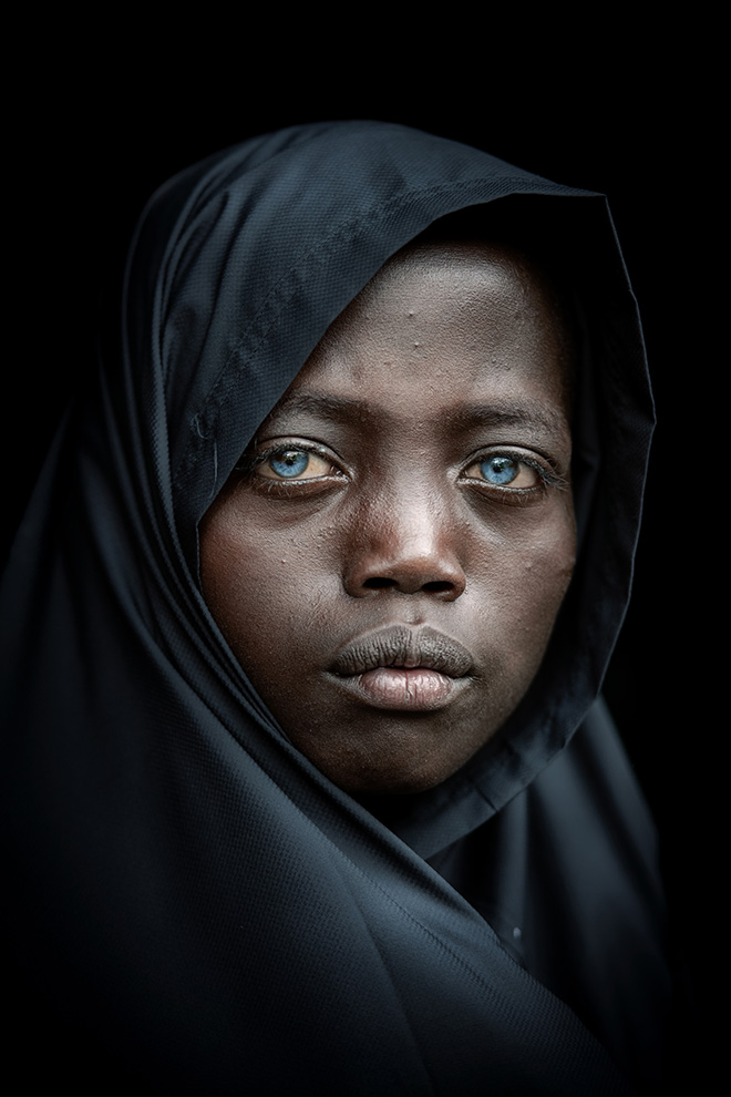 © Trevor Cole, Ireland - Abushe from the series Tribal traits and traditions in Africa