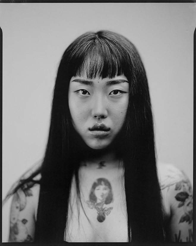 © Tim Franco, South Korea - From the Series Illicit Ink, 2nd Place winner AAP Magazine 10 Portrait