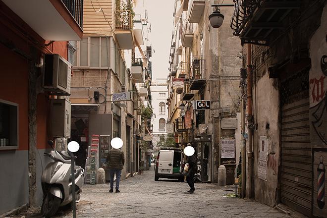 Antonio Sena - Xensura, Napoli