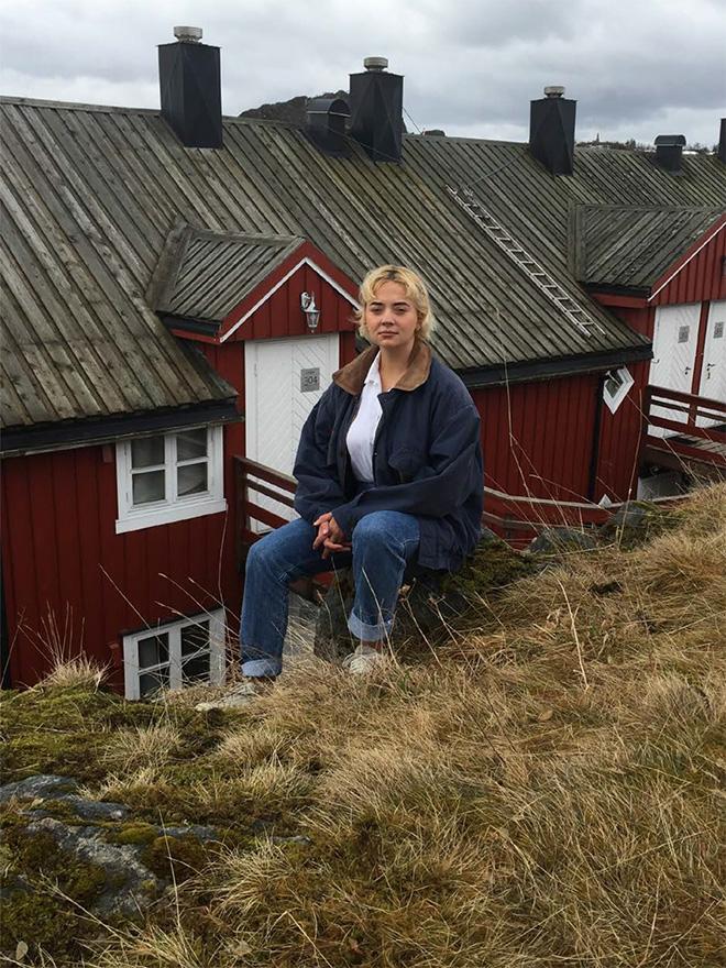 Luisa Carcavale - THE LOCK DOWN PEOPLE, Iggy, Director / Kabelvag Norway