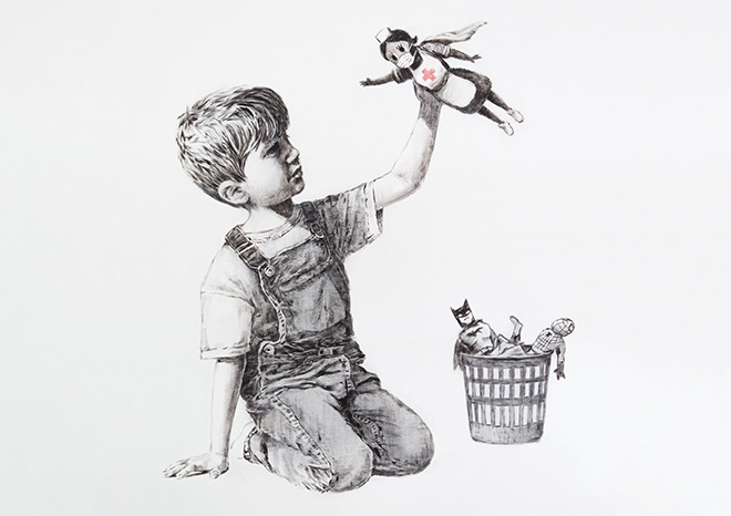 Banksy – Game Changer