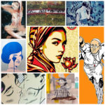 15 Anni di Rosso20sette – JR, D*Face, Shepard Fairey aka Obey, Pure Evil, Maupal, Marco Rèa, Demetrio di Grado
