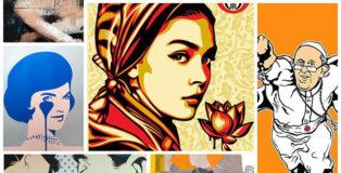 15 Anni di Rosso20sette - JR, D*Face, Shepard Fairey aka Obey, Pure Evil, Maupal, Marco Rèa, Demetrio di Grado