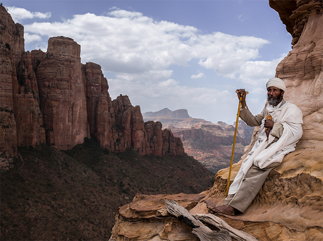 Church in the Sky – In Etiopia la chiesa più pericolosa del mondo