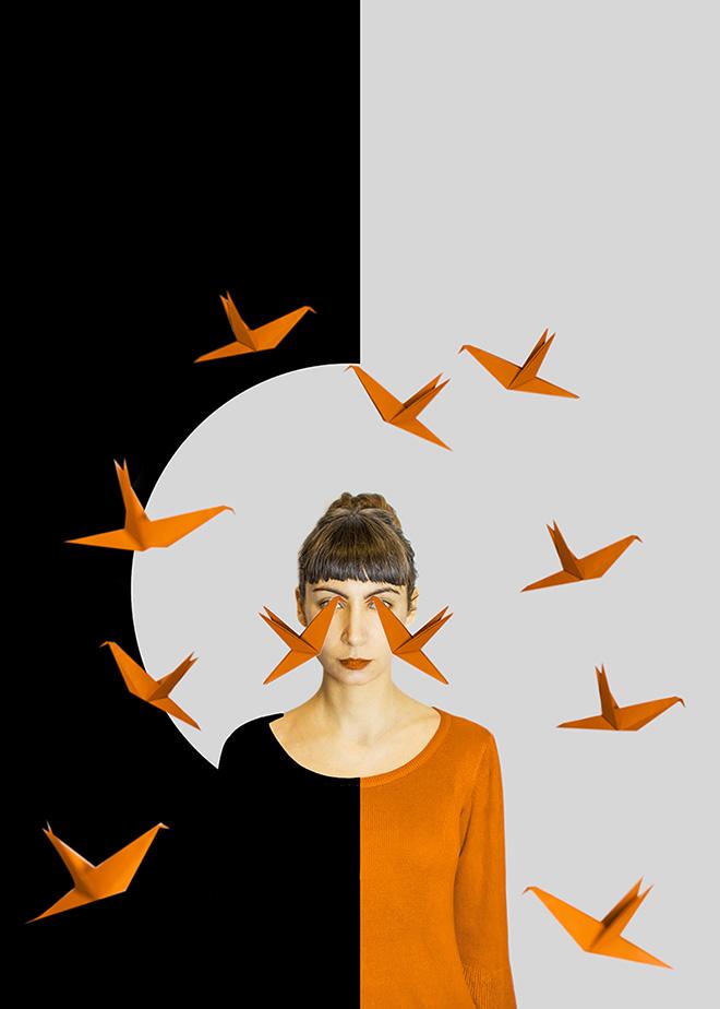 Erika Zolli - Metamorphosis of Self