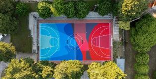 Giulio Vesprini - S U P E R - S P A C E, Playground, Cascinare, Sant'Elpidio a Mare, 2020