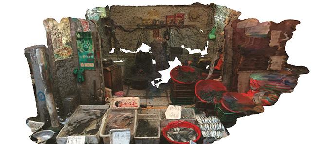 John Craig Freeman - Wuhan's Wet Market