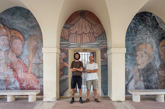 SBAGLIATO - Strappo alla Regola, TraMe - Tracce di Memoria, Rieti. Photo credit: Marco Bellucci