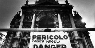 ©Giorgio Lotti - Venezia muore, 1970