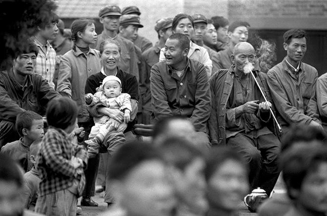 ©Giorgio Lotti - Cina, villaggio agricolo