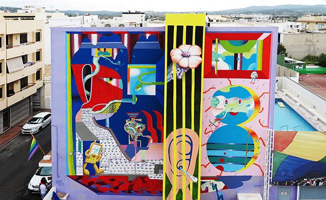 Pelucas - NO FEAR,  BLOOP Festival, Ibiza