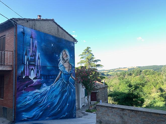 SteReal - Una sognante Cenerentola nel Paese delle Fiabe, Sant'Angelo di Roccalvecce (VT), 2020