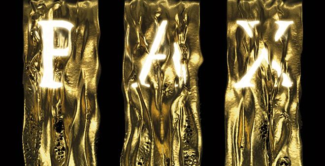 Fabrizio Plessi - Cascate, L'età dell'oro