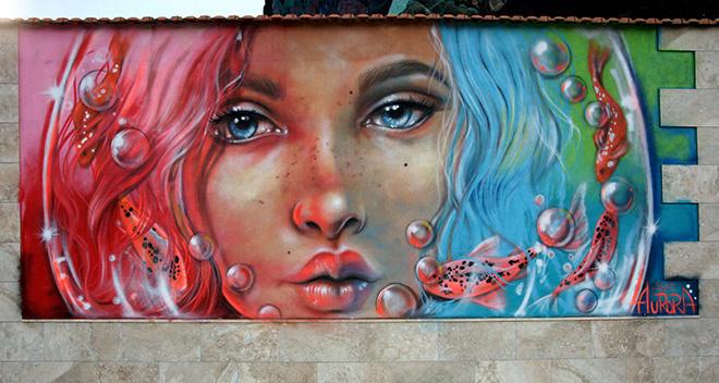 Aurora Agrestini - Stramurales 2020, Stornara (FG), Italy