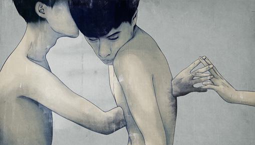 Mojo Wang - Poesia grafica