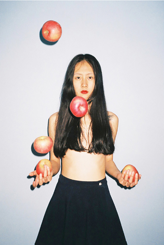 Ren Hang, 2014. Courtesy Stieglitz19 and the Estate of Ren Hang